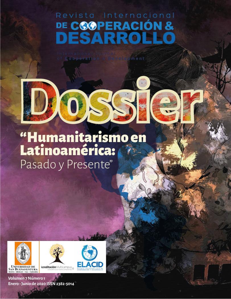 Ver Vol. 7 Núm. 1 (2020): Revista Internacional de Cooperación y Desarrollo